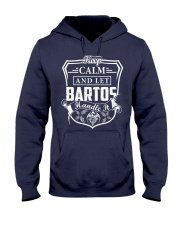 BARTOS - Handle It Hooded Sweatshirt thumbnail