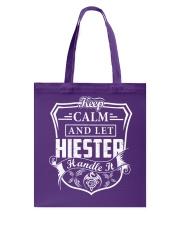 HIESTER - Handle It Tote Bag thumbnail