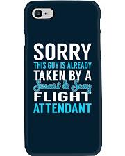 Flight Attendant Phone Case thumbnail