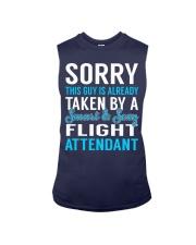 Flight Attendant Sleeveless Tee thumbnail