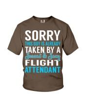 Flight Attendant Youth T-Shirt thumbnail
