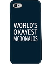 Mcdonalds Phone Case thumbnail