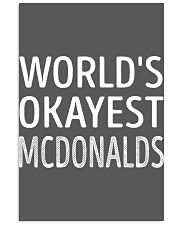 Mcdonalds 11x17 Poster thumbnail