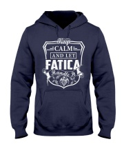 FATICA - Handle It Hooded Sweatshirt thumbnail