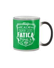 FATICA - Handle It Color Changing Mug thumbnail