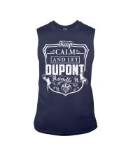 DUPONT - Handle It Sleeveless Tee thumbnail