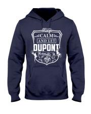 DUPONT - Handle It Hooded Sweatshirt thumbnail