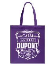DUPONT - Handle It Tote Bag thumbnail