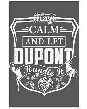 DUPONT - Handle It 11x17 Poster thumbnail