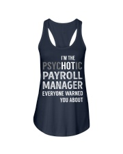 Payroll Manager Ladies Flowy Tank thumbnail