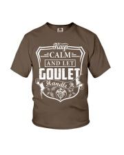 GOULET - Handle It Youth T-Shirt thumbnail