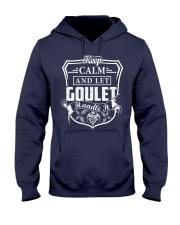 GOULET - Handle It Hooded Sweatshirt thumbnail
