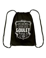 GOULET - Handle It Drawstring Bag thumbnail