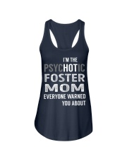 Foster Mom Ladies Flowy Tank thumbnail