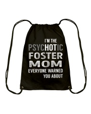 Foster Mom Drawstring Bag thumbnail