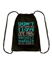 Project Manager Drawstring Bag thumbnail