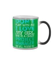 Project Manager Color Changing Mug thumbnail