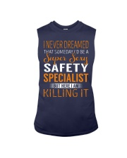 Safety Specialist Sleeveless Tee thumbnail