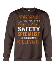 Safety Specialist Crewneck Sweatshirt thumbnail