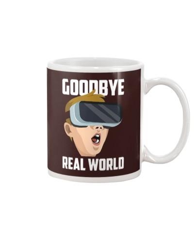 VRGamer VR Video Game Mug