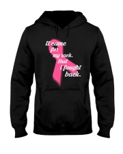 It Came For My Rack Cancer T Shirt Hooded Sweatshirt thumbnail