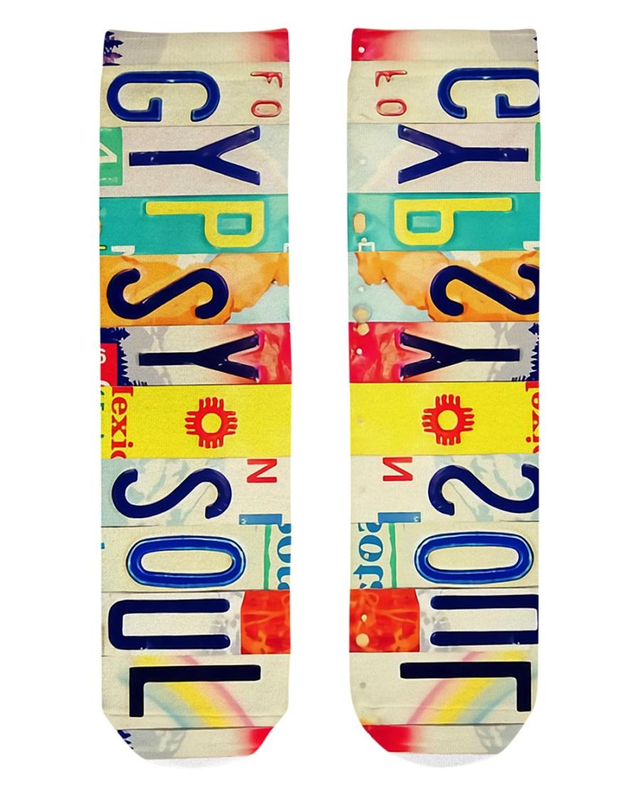àgasg Crew Length Socks