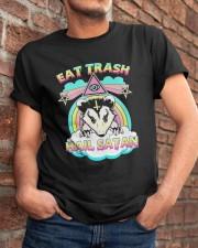 Eat Trash Classic T-Shirt apparel-classic-tshirt-lifestyle-26