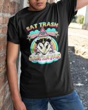 Eat Trash Classic T-Shirt apparel-classic-tshirt-lifestyle-27