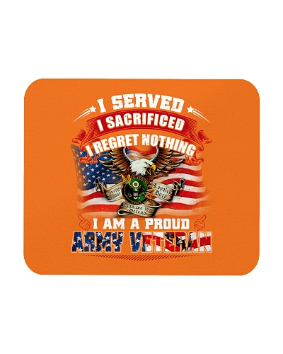 Proud Army Veteran