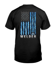 Proud Welder Classic T-Shirt tile