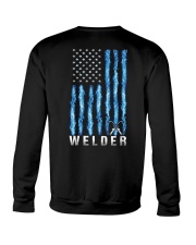 Proud Welder Crewneck Sweatshirt thumbnail
