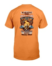 Concrete Finisher has a twisted mind Premium Fit Mens Tee thumbnail