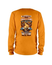 Concrete Finisher has a twisted mind Long Sleeve Tee thumbnail