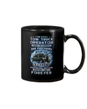 I own the title Tow Truck Operator Mug tile