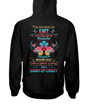 EMTs are wonderful sassy crazy Hooded Sweatshirt tile