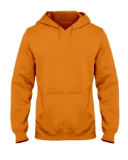Mechanic: Serious dislike for Stupidity Hooded Sweatshirt front