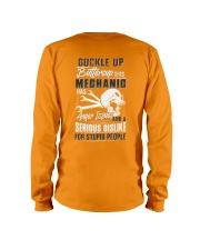 Mechanic: Serious dislike for Stupidity Long Sleeve Tee thumbnail