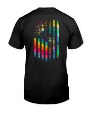 Proud Dispatcher Classic T-Shirt back