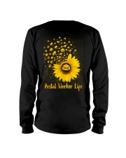 Sunflower Postal Worker Long Sleeve Tee thumbnail