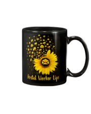 Sunflower Postal Worker Mug thumbnail