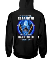 Everyone's a Carpenter until the real one shows up Hooded Sweatshirt thumbnail