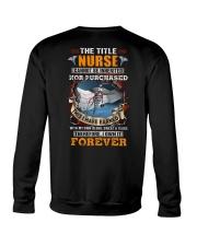 The Title Nurse Own it Forever Crewneck Sweatshirt thumbnail