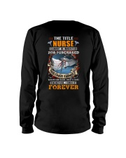 The Title Nurse Own it Forever Long Sleeve Tee thumbnail