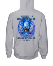 Until the real Crane Operator shows up Hooded Sweatshirt thumbnail