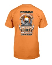 Chef: Annoy at your own risk  Premium Fit Mens Tee thumbnail