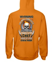 Chef: Annoy at your own risk  Hooded Sweatshirt thumbnail