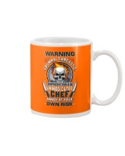 Chef: Annoy at your own risk  Mug thumbnail