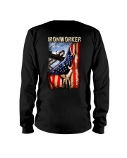 Ironworker US Flag Long Sleeve Tee thumbnail
