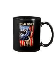 Ironworker US Flag Mug thumbnail
