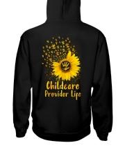 Sunflower Childcare Provider Hooded Sweatshirt tile